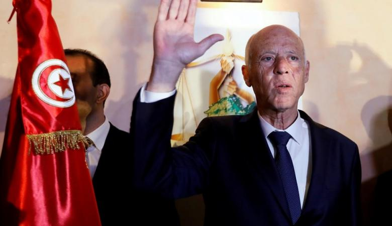 رسميا..قيس سعيد رئيسا جديدا لتونس