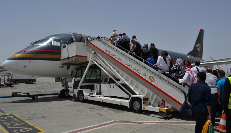فلسطين: الأردن يوافق على فتح المطار لإجلاء رعايانا العالقين