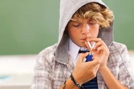 اطلاق برنامج خاص لمكافحة المخدرات والتدخين في المدارس الفلسطينية