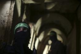 استشهاد قائد قسامي اثناء إنقاذه مقاومي السرايا العالقين في النفق