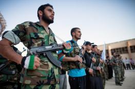 تشكيل أكبر قوة عسكرية معارضة للنظام السوري في حماة وإدلب
