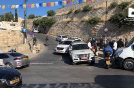 الاحتلال يعدم شاباً بعد اطلاق النار عليه في القدس