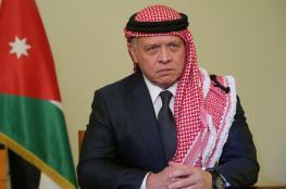 الملك عبدالله يتبرع بترميم كنيسة القيامة على نفقته الشخصية