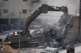 تركيا عن عمليات الهدم في القدس : يجب وضع حد لهذه الاعمال غير الشرعية