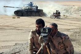 الجيش السوري يستعيد آخر مدينة تسيطر عليها داعش في حمص