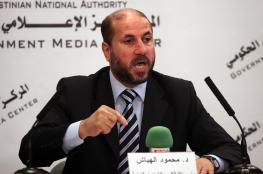 """الهباش يثمن المواقف العربية والإسلامية والدولية الرافضة لـ""""صفقة القرن """""""