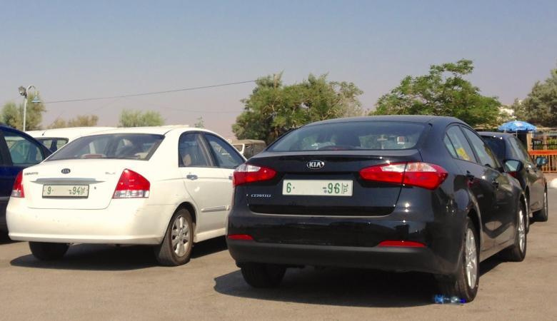 المخابرات تعتقل 4 أشخاص متهمين بتزوير مركبات وبيعها للمواطنين