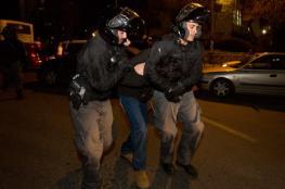 اعتقال 19 مواطناًَ بينهم قياديان من حركة فتح