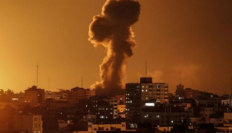 طائرات الاحتلال تقصف موقعا للمقاومة بغزة