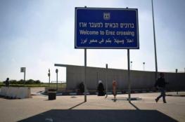 تقرير : الحصار  على غزة لا علاقة له باحتياجات اسرائيل الامنية