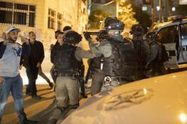 الاحتلال يعتقل شابا وشقيقته من العيسوية