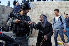 الحكومة تحذر من  نوايا الاحتلال المبيتة ضد القدس