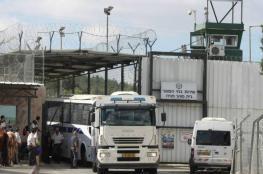 نقل عدد من الأسرى من سجن ريمون إلى نفحة