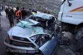 85 حالة وفاة بحوادث السير في الضفة منذ بداية العام