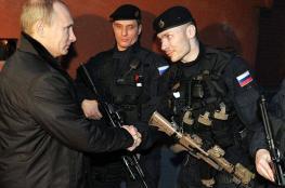 """روسيا تكشف عن سلاح """"بوتين الشخصي """" ....شاهد"""
