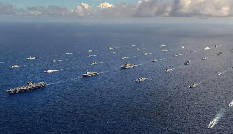 بقيادة اميركا ..التحالف العسكري البحري يبدأ عمله في مياه الخليج