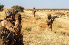 القوات الفرنسية تنسحب من الاراضي العراقية