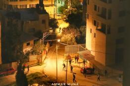 مستوطنون يقتحمون محيط قبر يوسف شرق نابلس