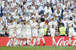 رسمياً.. نجم ريال مدريد يغيب عن مواجهة إيبار