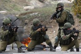 14 شهيدا من الفلسطينيين منذ اعلان ترامب