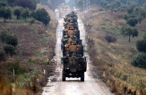 الجيشان التركي والحر يسيطران على مواقع في بلدة عفرين السورية