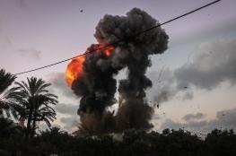 حماس ترد على اسرائيل : القصف بالقصف والقنص بالقنص