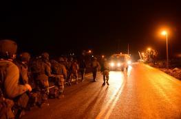 اصابات في مواجهات مع الاحتلال جنوب جنين