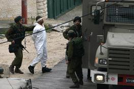اعتقالات ومداهمات واسعة في الضفة الغربية فجر اليوم