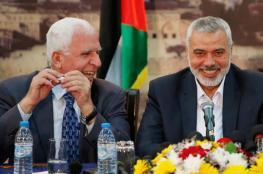 حركة فتح : لن نبدأ مع حماس من نقطة الصفر