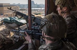 وحدات من المارينز تنتشر في محيط السفارة الامريكية ببغداد