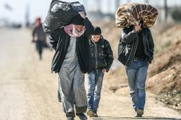 مليون لاجئ سوري عادوا إلى بلادهم