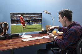 سامسونج تكشف النقاب عن شاشة منحنية بتقنية جديدة