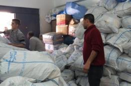 البريد الفلسطيني يشهد زيادة في حجم البريد الوارد بسبب ارتفاع كمية التجارة الإلكترونية