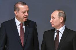 اردوغان يصف عملية تصفية السفير الروسي بالحقيرة