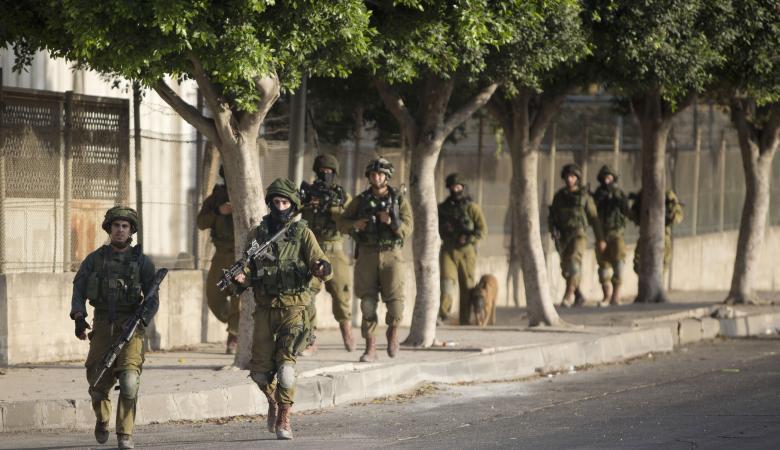 اقتحامات واعتقالات في الضفة الغربية