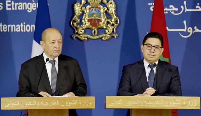 """المغرب وفرنسا تنفيان علمهما بتفاصيل """"صفقة القرن """""""