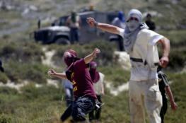 هجمات غير مسبوقة للمستوطنين على قرى في نابلس
