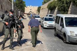 """""""إسرائيل"""" تزعم  استجواب ضابطين أعدما فلسطينيًا بالقدس"""