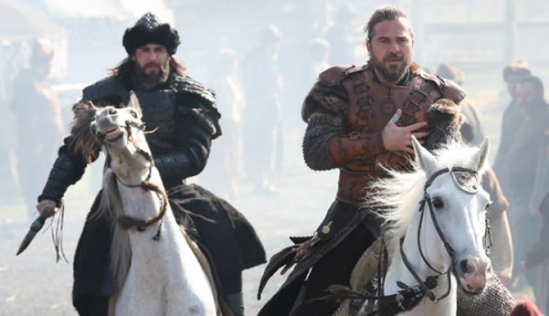 ارطغرل يتربع على عرش المسلسلات التركية ويحصد أعلى نسبة مشاهدة في تاريخ الدراما التركية