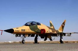 إيران تكشف النقاب عن مقاتلة جديدة محلية الصنع