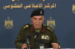 الضميري : حماس تتحمل المسؤولية الكاملة عن الجريمة التي ارتكبت في غزة