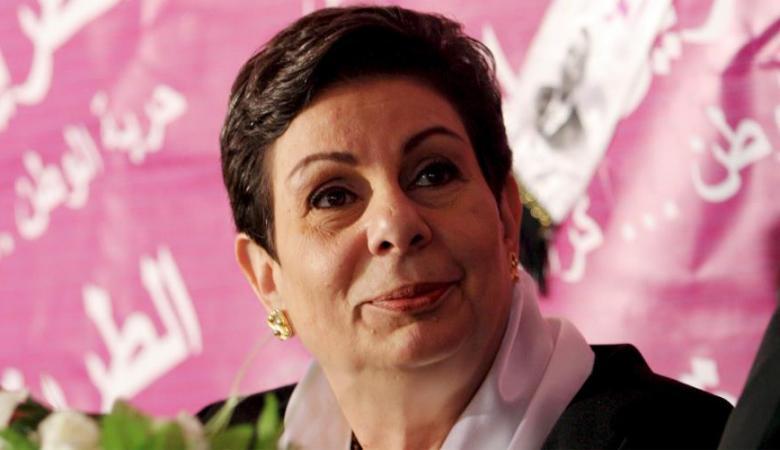 عشراوي تطاالب ايطاليا بالاعتراف بدولة فلسطين