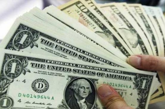 ارتفاع على سعر صرف الدولار
