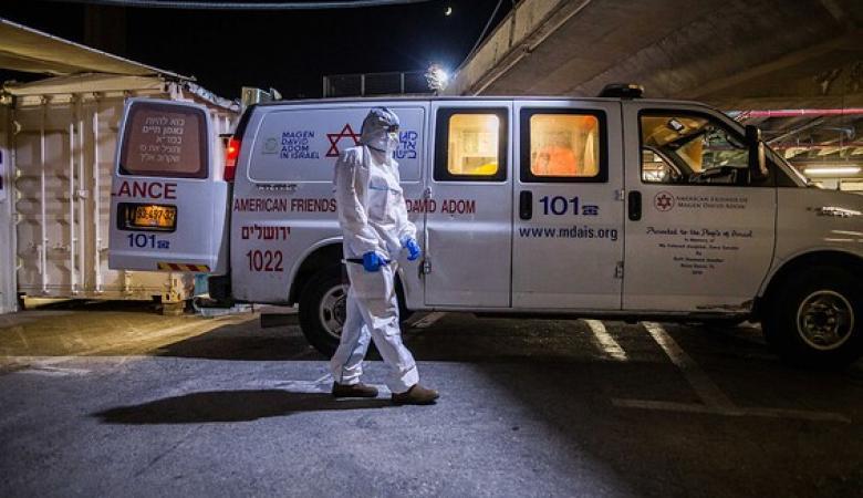 """""""اسرائيل"""" تسجل نحو 7 آلاف إصابة جديدة بكورونا"""