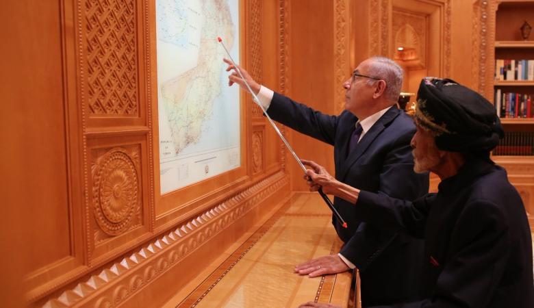 عمان : اسرائيل دولة ذات سيادة وموجودة والجميع يدرك هذا