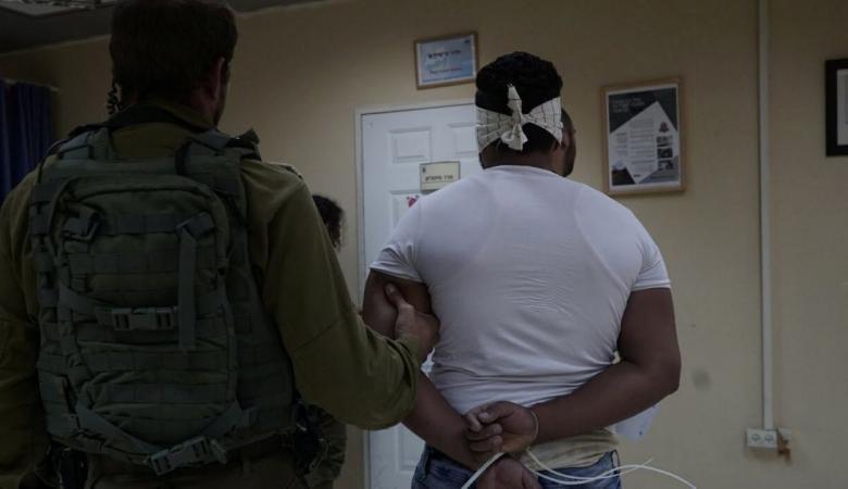 الاحتلال يعتقل شابا من ديراستيا غرب سلفيت