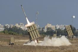 الاحتلال ينشر المزيد من بطاريات القبة الحديدية على حدود غزة