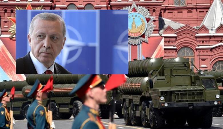 """اردوغان : الناتو سيكون سعيداً بامتلاك تركيا النظام الصاروخي """"اس -400 """""""