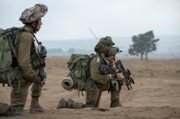 الاحتلال ينفذ مناورة عسكرية أثارت الهلع والخوف في صفوف المواطنين بجنين