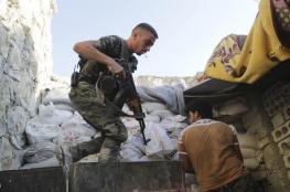 النظام السوري يهاجم مناطق للمعارضة  في حمص ودرعا ودمشق